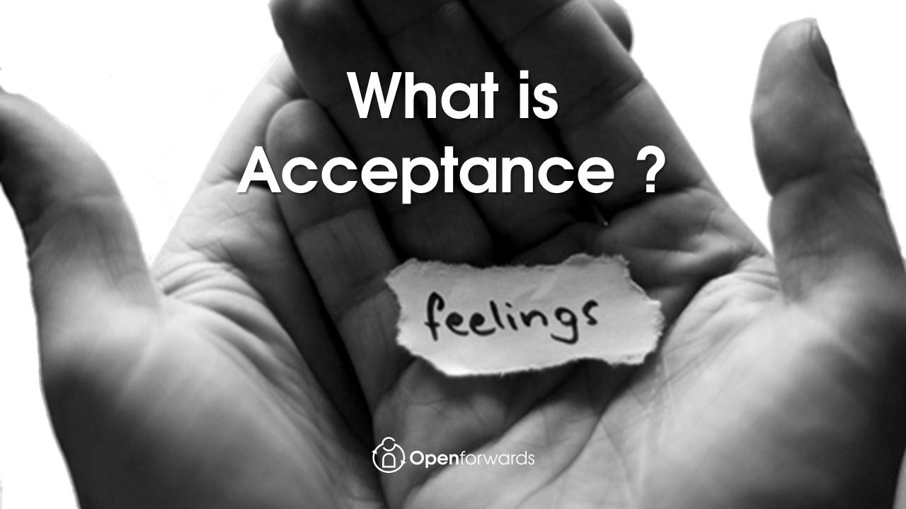 پذیرش و تسلیم